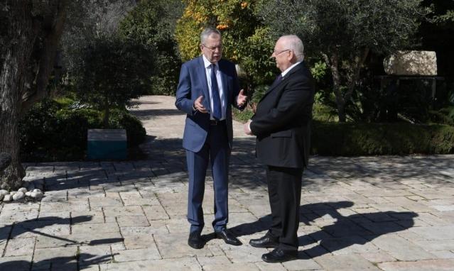 الرئيس النمساوي يزور البلاد