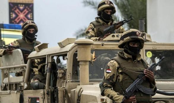 """السلطات المصرية تُعلن مقتل 7 """"مسلحين"""" بسيناء"""