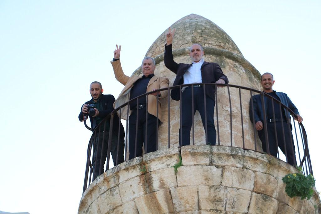 """""""المتابعة"""" من طبرية: مسجد البحر معلم فلسطيني وسنتصدى لمخطط البلدية"""