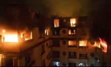 باريس: ارتفاع حصيلة ضحايا الحريق إلى 10 وتوقيف امرأة