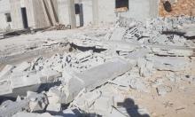 دير الأسد: شاب يهدم مكرها جزءا من منزله قيد الإنشاء