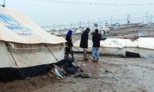 العراق: وفاة 4 أطفال بمخيم للنازحين بسبب إنفجار مدفئة بخيمتهم
