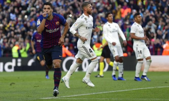 """كلاسيكو الأرض: ريال مدريد يضع نفسه في خانة """"الظلم"""""""