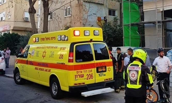 كسيفة: مصرع شاب في حادث عمل قرب البحر الميت