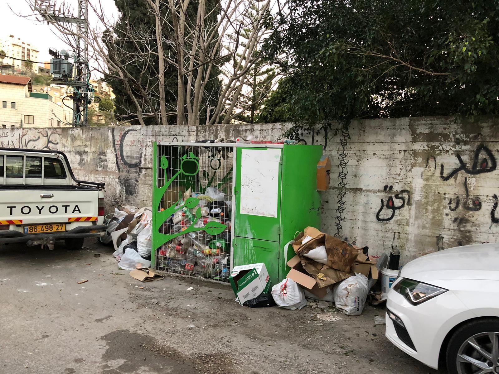 الحي المنسي بالناصرة: إهمال وانعدام خدمات