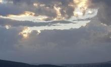حالة الطقس: غائم وبارد واحتمال تساقط أمطار