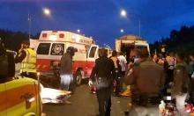 مصرع شابة و10 إصابات بينها 4 خطيرة بحادثي طرق
