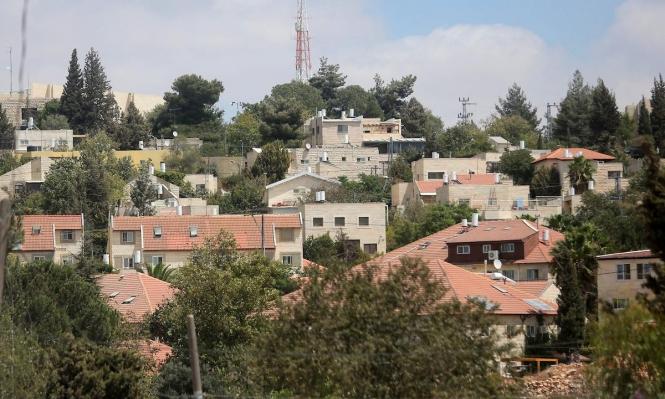 خلال العقد الماضي: إقامة 7 مستوطنات جديدة بالضفة و35 بلدة يهودية