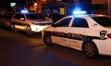 إصابة ثلاثة أطفال في حادث بقرية ميسر