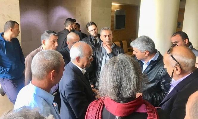 النقب: تمديد اعتقال معتقلي العراقيب بعد رفضهم الإبعاد