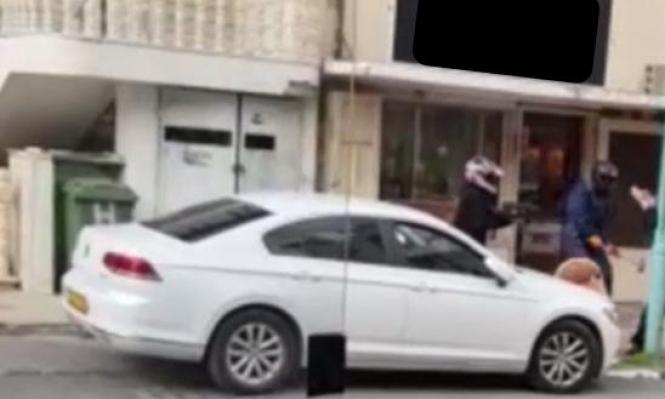كفر ياسيف: سطو مسلح في وضح النهار