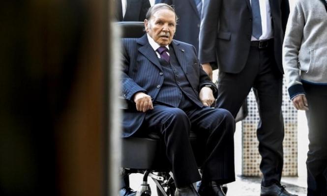 بوتفليقة مرشحًا للرئاسة: جاوز الثمانين وغير قادر على المشي والكلام