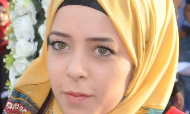 أم الفحم تشيع جثمان الطالبة سوار قبلاوي