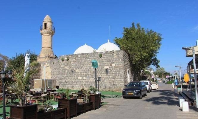 مسجد البحر في طبرية