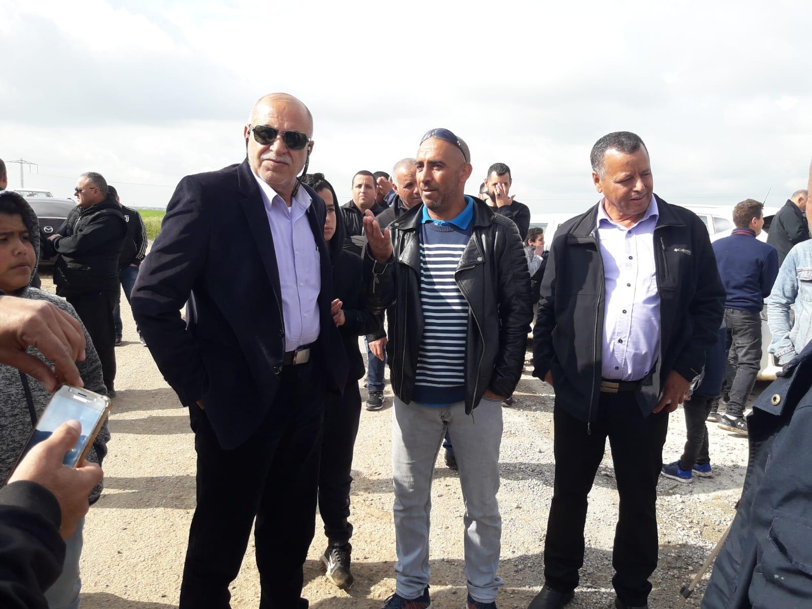 النقب: انتشار مكثف للشرطة بعد إعلان الإضراب في أم نميلة