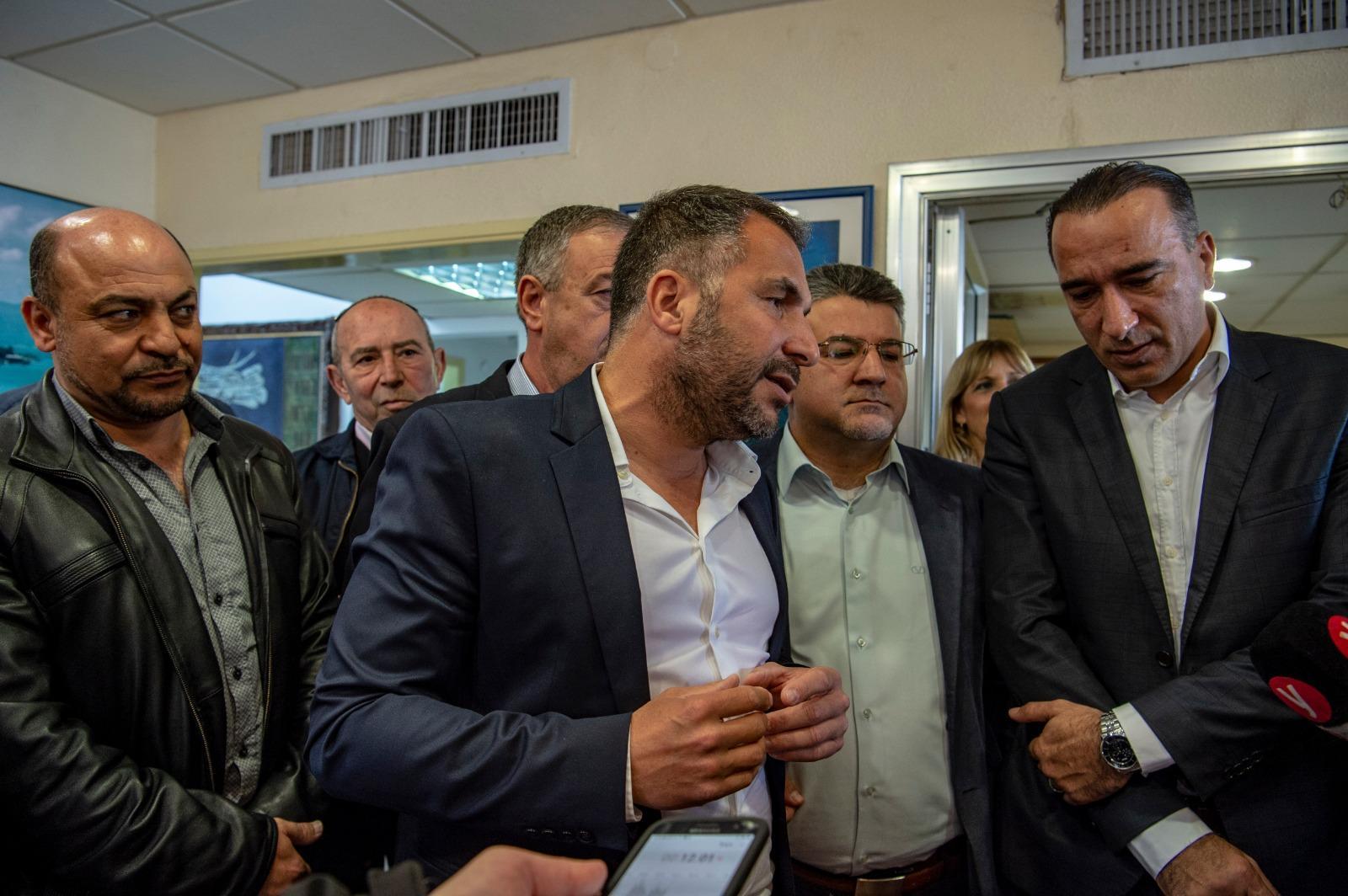 طبرية: اتفاق للمحافظة على الوضع القائم لمسجد البحر