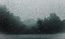 حالة الطقس: أمطار متفرقة وأجواء باردة