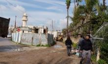 الرملة: هدم منزل لعائلة أبو هزاز بالبلدة القديمة