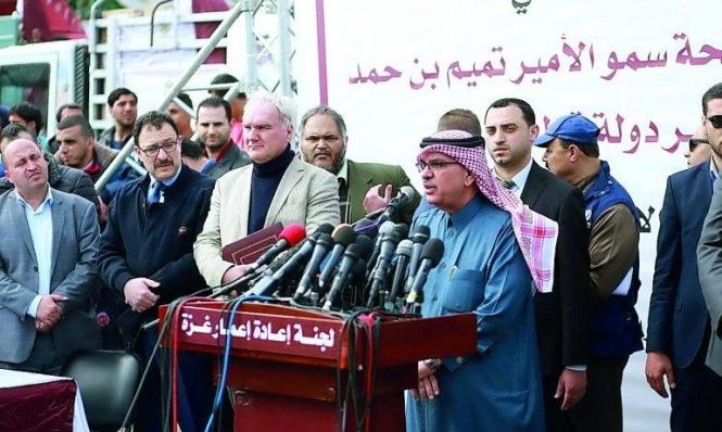 قطر حوّلت لغزة 1.1 مليار دولار ومنعت انهيار أونروا