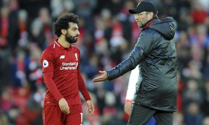 ماذا قال مدرب ليفربول عن هدف صلاح؟