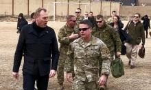 وزير الدفاع الأميركي بأفغانستان قبيل جولة مفاوضات مع طالبان