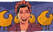 """""""جوجل"""" يحتفي بذكرى ولادة  الممثلة الراحلة ماري منيب"""
