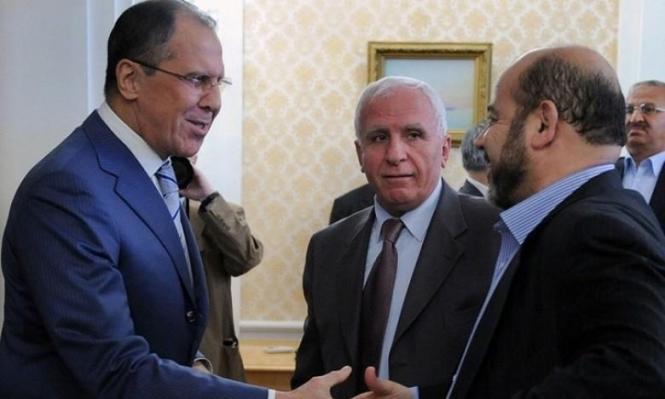 روسيا ترعى جلسات الحوار بين الفصائل الفلسطينية بموسكو