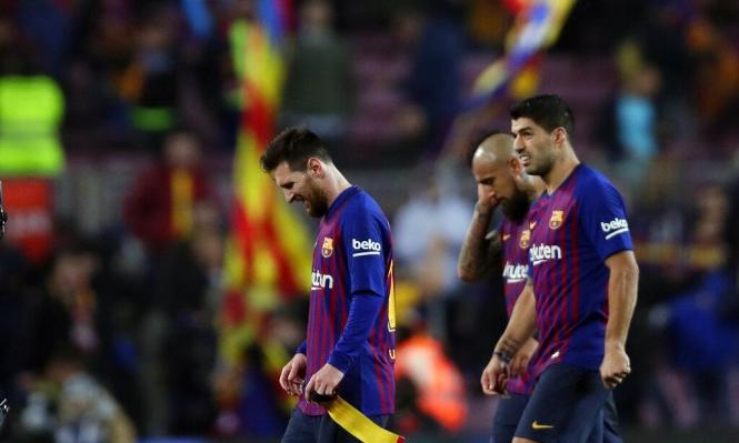 بالأرقام: ميسي الأسوأ بين لاعبي برشلونة أمام بيلباو