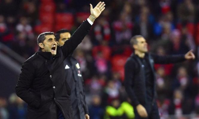 مدرب برشلونة: سنحصد لقب الدوري في حالة واحدة!