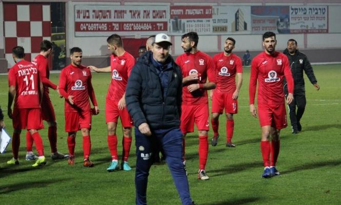 أبناء سخنين يفرض التعادل أمام م. تل أبيب