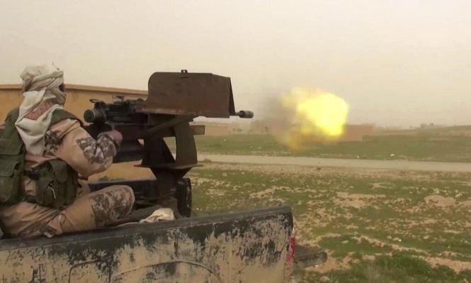 تقرير: وارداتُ الشرق الأوسط الأسلحة تقرير: وارداتُ الشرق الأوسط الأسلحة