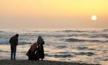 غروب غزة