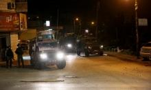 مواجهات واعتقالات بالضفة وتوغل محدد بغزة