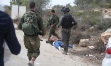 تفاصيل مروعة عن تنكيل جنود الاحتلال بفلسطيني وابنه القاصر