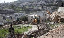 هدم 3 منازل بسلوان واعتقالات بالضفة طالت إمام الأقصى