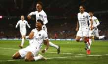باريس سان جيرمان يسقط مانشستر يونايتد في معقله