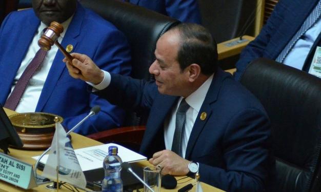 مصر: بدء مناقشة التعديلات الدستورية وتشمل تمديد ولاية الرئيس