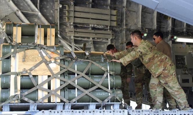 واشنطن تسلم الجيش اللبناني صواريخ موجهة بالليزر