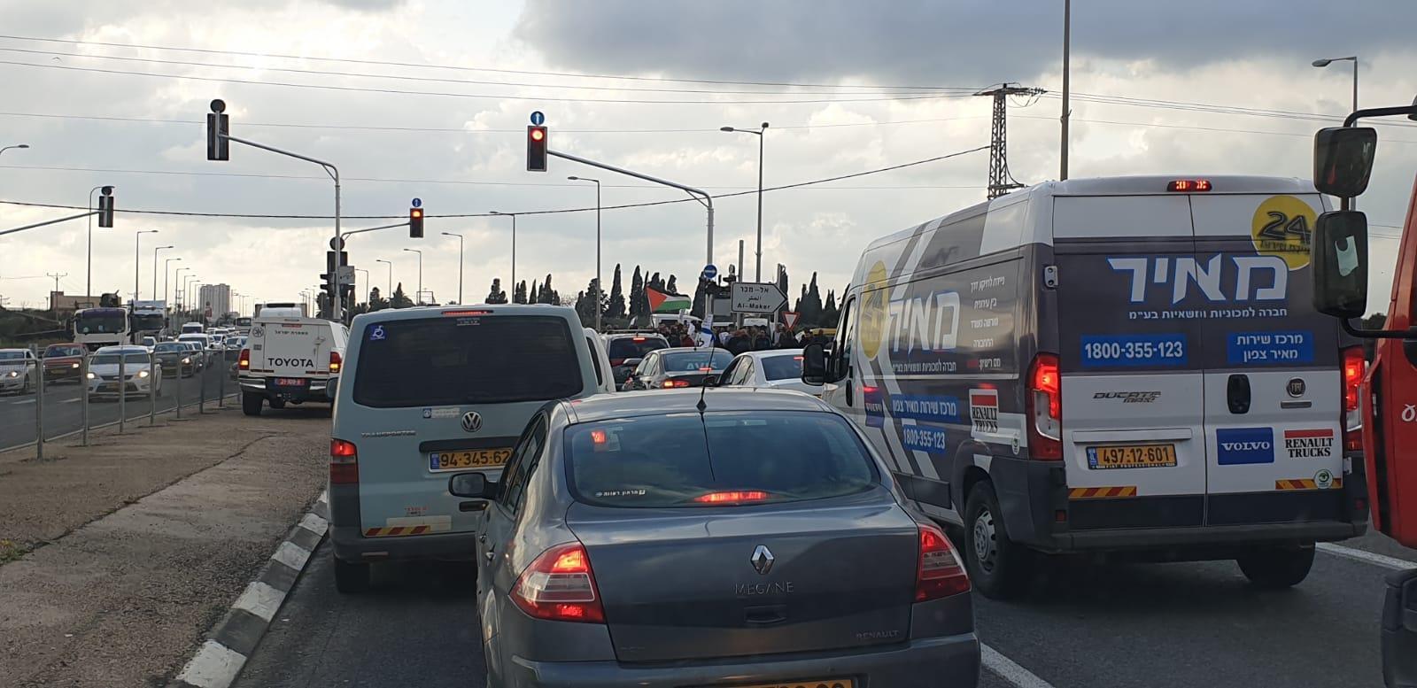 المكر: اعتقالات في فض تظاهرة احتجاج على مخطط طنطور