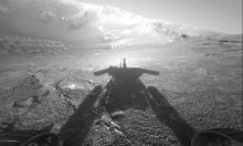 """المركبة التي اكتشفت إمكانية الحياة على المريخ """"تتقاعد"""""""