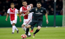 بنزيمة يبدي إعجابه بأداء المغربي زياش