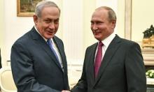 """نتنياهو إلى موسكو لبحث التموضع الإيراني """"المستمر"""" في سورية"""