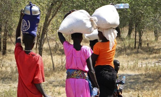 عشرات حالات الاغتصاب الجماعي منهم طفلات في جنوب السودان