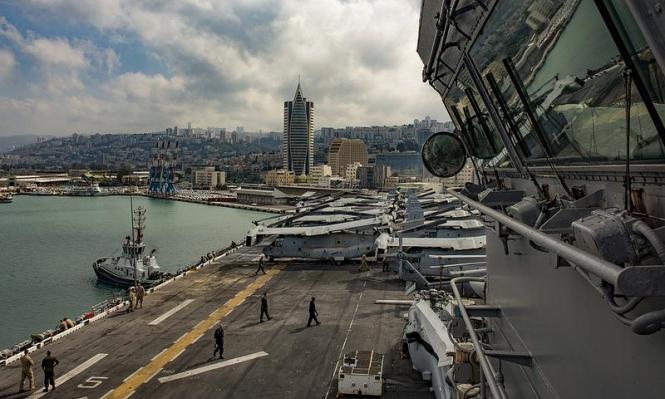"""ميناء حيفا """"الصيني"""": تجسس لا يمكن منعه"""