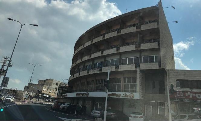 الناصرة: أم واصف... بناية تاريخية بانتظار إحيائها
