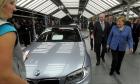 ترامب يعتبر السيارات الألمانية