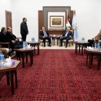 مصادر: عباس حثّ سلّام على الالتزام بدعم المشتركة