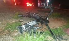 مصرع سائق دراجة وعامل في حادثين منفصلين