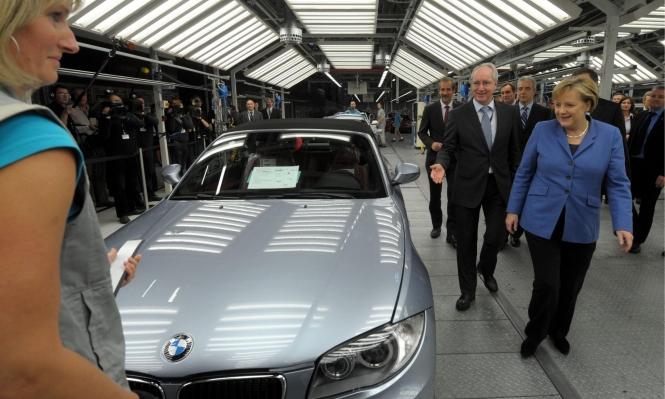 """ترامب يعتبر السيارات الألمانية """"تهديدًا للأمن القومي"""" الأميركي"""