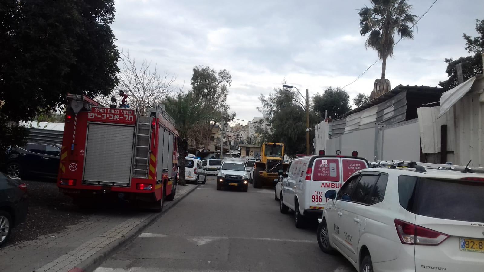 يافا: مداهمات واعتقالات في بيارة دكة